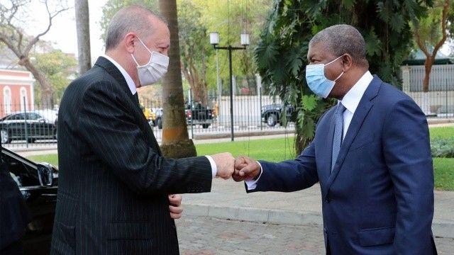 Togo nerede? Erdoğan'ın ziyaret ettiği Togo Cumhuriyeti Afrika'nın neresinde?