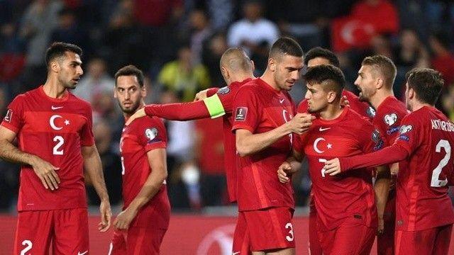 Türkiye Letonya maçı kaç kaç bitti? FIFA 2022 Dünya Kupası Elemeleri Türkiye Letonya maçı hangi kanalda yayınlanacak?