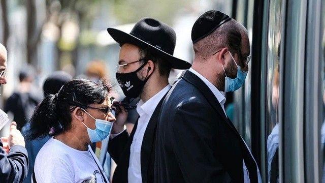 Yeni varyantın görüldüğü İsrail aşılı turistlere kapılarını açıyor