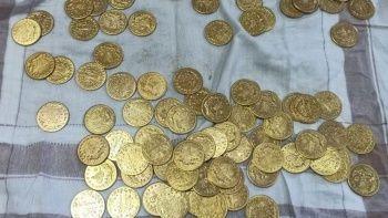 'Dedemde 120 Osmanlı altını var' deyip dolandırmak istediler