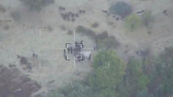 'UÇBEY'in ilk kez kullanıldığı operasyonda gri listedeki terörist vuruldu