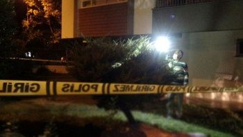 19 yaşındaki gencin cesedi apartman bahçesinde bulundu