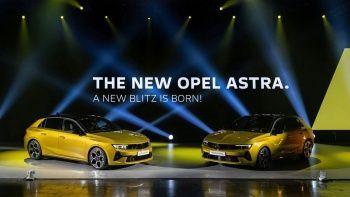 2022 model Opel Astra'nın fiyatı belli oldu! Yeni Opel Astra'nın özellikleri neler?