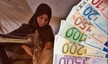AB fonu ile Suriyelilere 30 bin euroluk girişim desteği