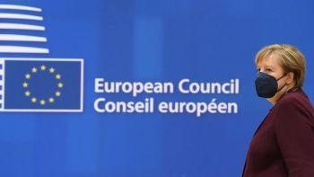 AB Liderler Zirvesi'nde Merkel'e veda
