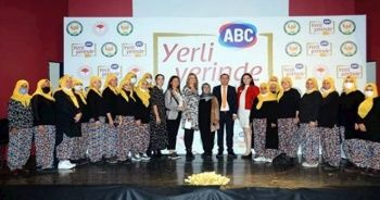 ABC ile yerli yerinde projesinin dördüncü durağı izmir Menemen'de
