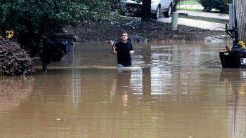 ABD'de sel felaketi: 4 kişi hayatını kaybetti
