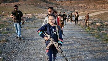 ABD dergisinden korkunç iddia: Emekli ABD askerleri Ermeni çocuklara silah eğitimi veriyor