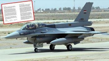 ABD'li vekillerden mektup: Türkiye'ye F-16'ları vermeyin