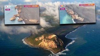 ABD'nin batırdığı Japon gemileri yanardağ sayesinde ortaya çıktı