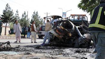 Afganistan'da Taliban'ın aracına bombalı saldırı: 1 ölü 13 yaralı