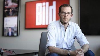 Alman Bild gazetesinde taciz skandalı: Yayın yönetmeni görevden alındı