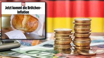 Almanya'da yaşanan fiyat artışı ekmeğe sıçradı