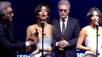 Altın Portakal Film Festivali'ne damga vurdu! 'Lütfen Tamer'in önüme geçmesine izin vermeyin'