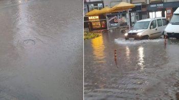 Altyapı yetersizliği Lüleburgaz sokakları göle çevirdi