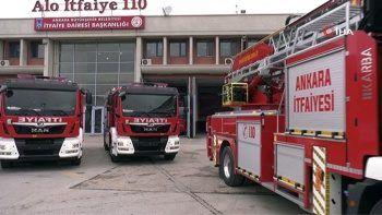 Ankara Büyükşehir Belediyesi en az 60 KPSS puanıyla itfaiye eri alımı yapacak! Başvuru şartları neler?