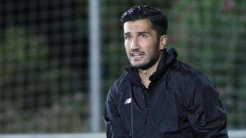 Antalyaspor'da Nuri Şahin ilk antrenmanını gerçekleştirdi