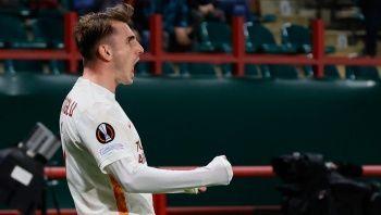 Aslan, Avrupa'da doludizgin devam! Maç Sonucu: Lokomotif Moskova 0-1 Galatasaray