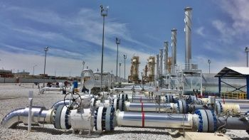 Avrupa kriz yaşarken Türkiye doğal gaz depolarını doldurdu