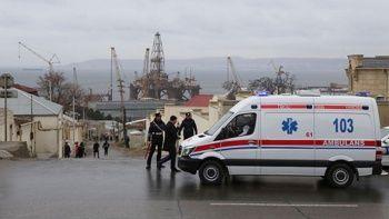 Azerbaycan'da silahlı Ermeni gruplardan ambulanslı provokasyon
