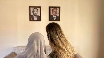 Babasını Erdoğan'a benzeten kadına duygulandıran sürpriz