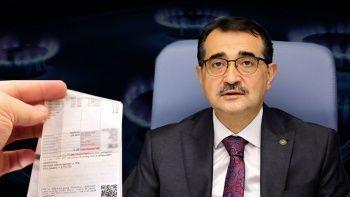 Bakan Dönmez'den elektrik ve doğal gaz faturaları hakkında açıklama