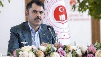Bakan Kurum'dan Paris İklim Anlaşması mesajı: Türkiye yeni sürece girdi