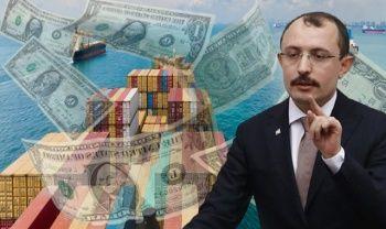 Bakan Muş, 'Bu başarı Türkiye'nin' diyerek duyurdu: Dünya ihracatından alınan pay yüzde 1'e çıktı