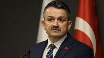Bakan Pakdemirli: Türkiye'nin kaderini Millet İttifakı'na terk edemeyiz