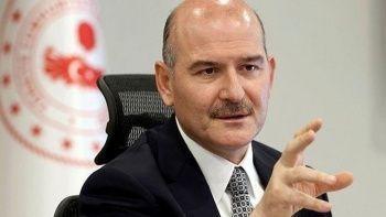 Bakan Soylu CHP'ye seslendi: Genel Başkanınızı kınamalısınız