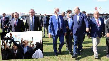 Bakan Soylu'dan Erdoğan'a: 'O insanlığın devrimcisi'