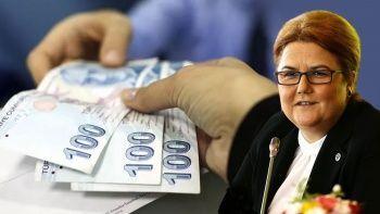 Bakan Yanık duyurdu: Paralar hesaplara yatıyor
