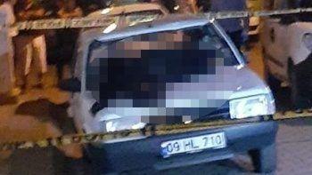 Balkondan yoldaki arabanın üstüne düşen adam hayatını kaybetti