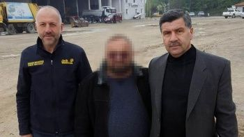 Belediyeden çıkartılan iki işçi, garaj amiri ve yardımcısını darp etti