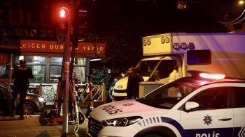Beyoğlu'nda restorana silahlı saldırı: 5 yaralı