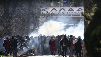 BM'de Yunanistan'ın sığınmacıları ittiğine dair kanıtlar var