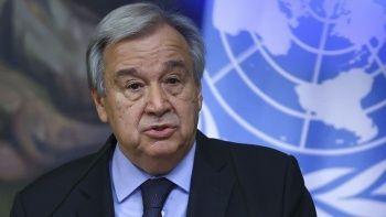 BM'den Afganistan'daki terör saldırısına kınama