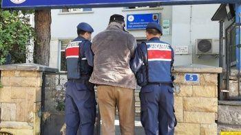 Bombacı terörist jandarma operasyonuyla yakalandı
