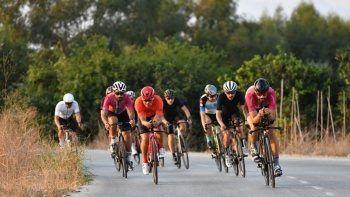 BoostCamp için pedallar Antalya'da çevriliyor
