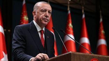 Büyükelçiliklerin geri adımını Cumhurbaşkanı Erdoğan olumlu karşıladı