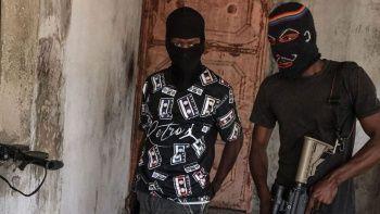 Çete liderinden videolu tehdit: İsteğimiz olmazsa 17 ABD'li ölür