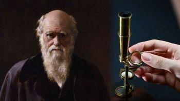 Charles Darwin'in mikroskobu satışta!
