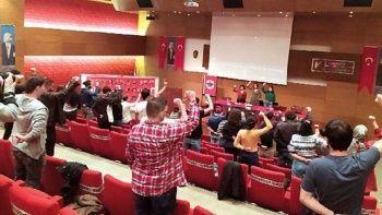 CHP'li belediye salonda ağırladı: Terör dağdan Kadıköy'e indi