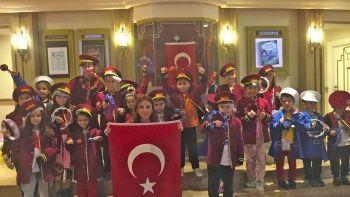 Çocuklar, Cumhuriyet Bayramı'nı Çocuklar Ülkesi'nde coşkuyla kutlayacak