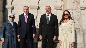 Erdoğan Karabağ'ın ilk havalimanını açacak