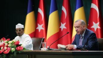 Erdoğan'dan Çad'a teşekkür: Desteğini asla unutmayız