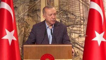 Cumhurbaşkanı Erdoğan'dan İslamofobi uyarısı