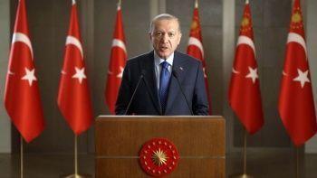Cumhurbaşkanı Erdoğan'dan Muhtarlar Günü mesajı: Onları hakkı olan konuma getirdik