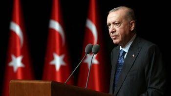 Cumhurbaşkanı Erdoğan, Erbakan'ı anlattı: 'Baharı başlatan çiçek gibiydi'