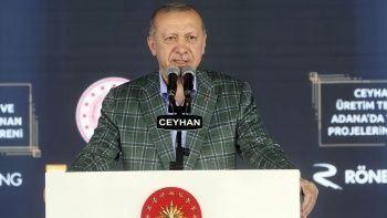 Cumhurbaşkanı Erdoğan: Türkiye'ye yatırım yapan pişman olmaz